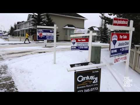 How one expert sees Calgary's housing slowdown playing out