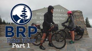 Blue Ridge Parkway Bike Tour: Part 1