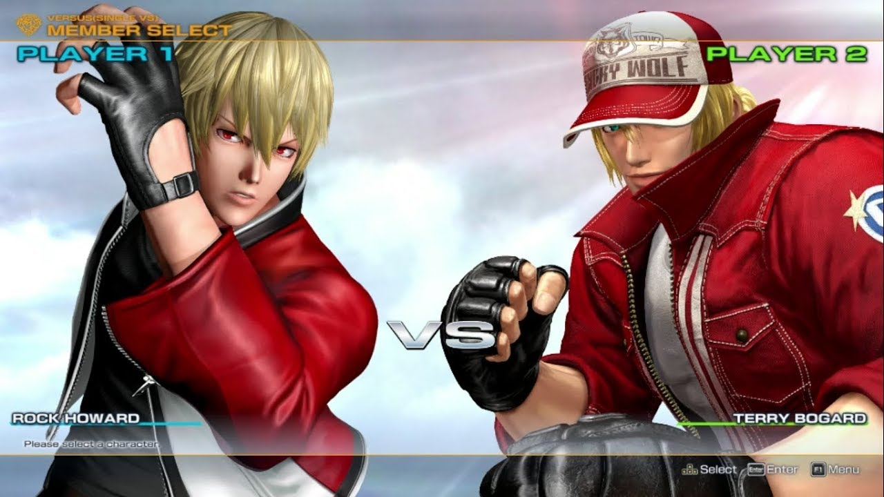 Rock Howard Vs Terry Bogard The King Of Fighters Xiv Kof14requestbattle 10 Youtube King of fighters in 1991. rock howard vs terry bogard the king of fighters xiv kof14requestbattle 10