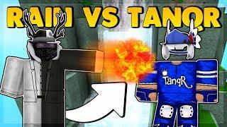 RAINWAY VS TANQR (ROBLOX SUPER POWER TRAINING SIMULATOR) | Doovi