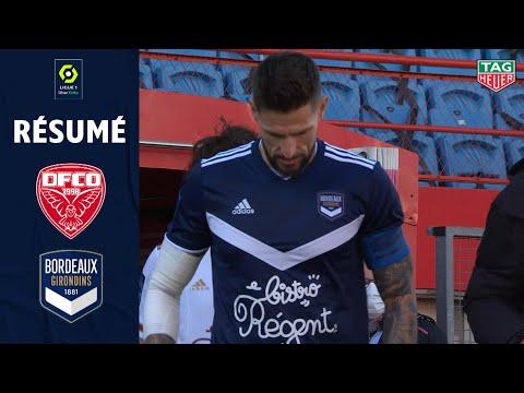 DIJON FCO - FC GIRONDINS DE BORDEAUX (1 - 3) - Résumé - (DFCO - GdB) / 2020-2021
