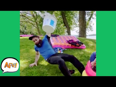 SPLASH DOWN For the FAIL! 🤣 | Funnies & Fails | AFV 2020