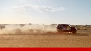 Whatever It Takes: Desert Winds at Dakar 2016