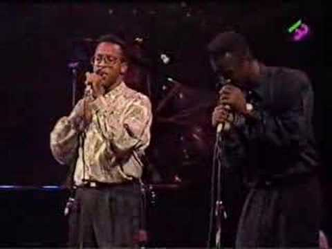 Take 6 LIVE - Spread Love ('90's)