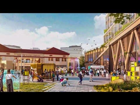 Google Shows Details of Major San Jose Development Project