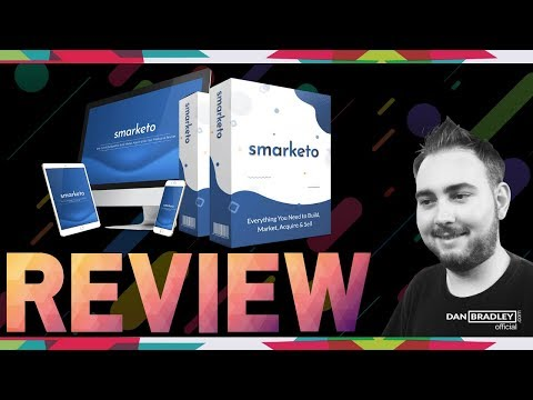 Smarketo Review & Custom Bonus Bundle. http://bit.ly/2PkFIUU