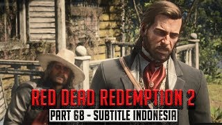 Red Dead Redemption 2 Gameplay Walkthrough Indonesia Part 68 The Delights of Van Horn (RDR 2)