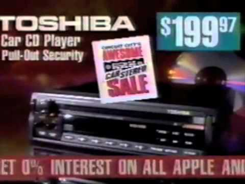 Circuit City commercial   1993