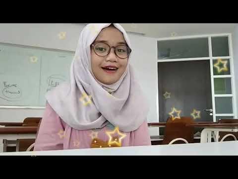 Sholawat  Merdu Wanita Berkacamata  - Ya Rasulullah Salamun Alaik by Azza Ubadilluah  - FULL