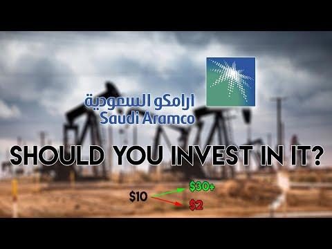 Is Saudi Aramco Stock $SAOC a Good Buy?