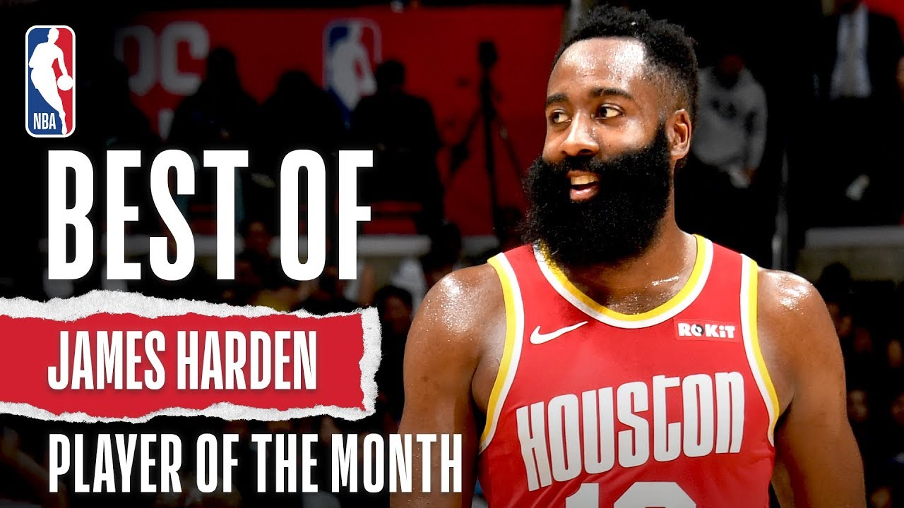 James Harden's December Highlights | KIA Player of the Month