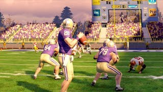 NCAA Football 13 RTG QB Doug Wilson College Third Times a Charm (Ep.18)