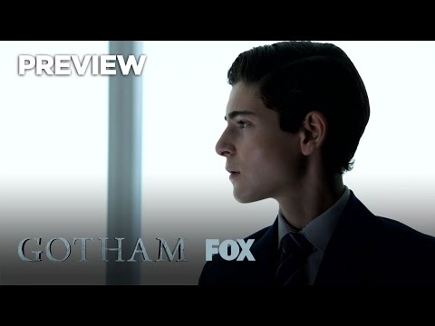Bruce Wayne Is Protecting The Family Name | Season 3 | GOTHAM