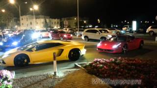 Exotic cars in Muscat, Oman (2013 Special Part 3/3) - Lamborghini, Ferrari, Nissan