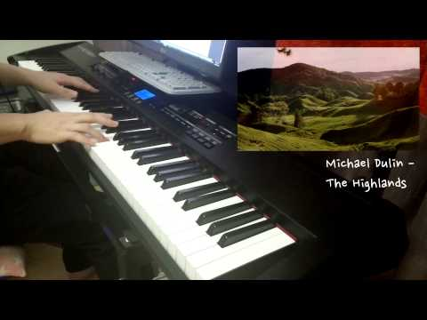 Michael Dulin - 『The Highlands』Piano Play by So-Nyeon