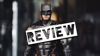 REVIEW! Hot Toys Justice League Batman Tactical Suit