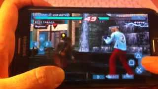 TEKKEN 6 PPSSPP  for  android apk+data [Mediafire]