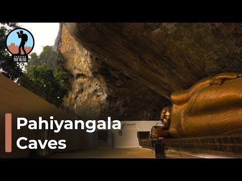 Pahiyangala Caves - 37'000 Years Old Prehistoric Cave, Bulathsinhala in Sri Lanka