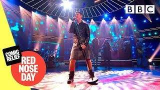 Marti Pellow in a kilt! | 'Love Is All Around' LIVE - Comic Relief 2019