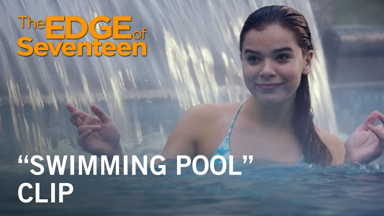 The Edge Of Seventeen Swimming Pool Clip Own It Now On Digital