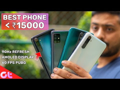 TOP 5 BEST PHONES UNDER 15000 In March 2020  | Sabse Latest | GT Hindi