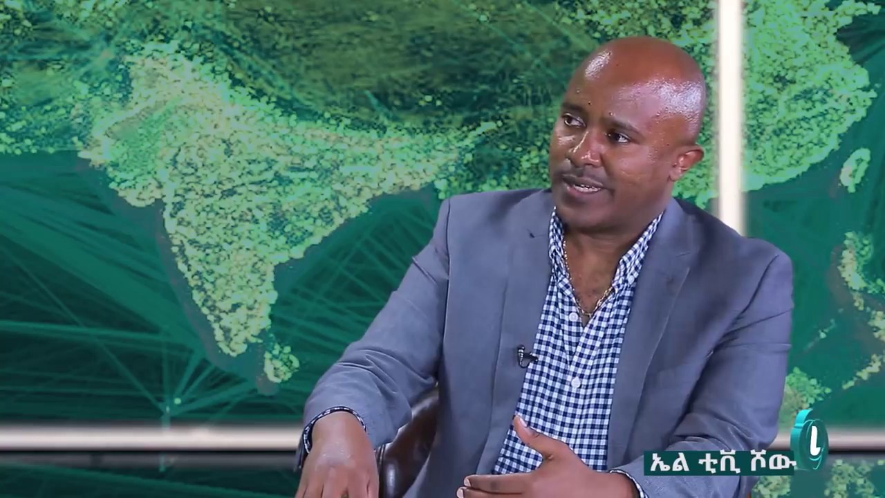 ETHIOPIA: LTV SHOW  Interview with Tewodros Teshome / ቴዎድሮስ ተሾመ ክፍል 3