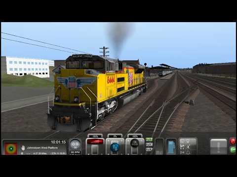 *PART 1* Train Simulator: Multiple Diesel Locomotives Starting/Shutting down |