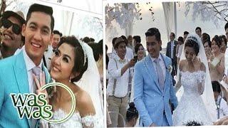 Pernikahan Tertutup Samuel-Franda di Bali - WasWas 09 Agustus 2016