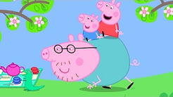 Peppa Pig Official Channel | Fun Time with Daddy Pig | Father's Day Special