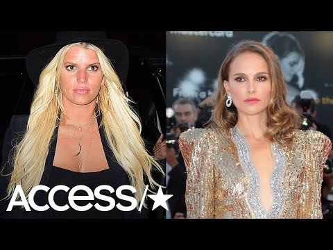 Natalie Portman Apologizes To Jessica Simpson Over Swimsuit Comments: 'I Didn't Mean To Shame You'