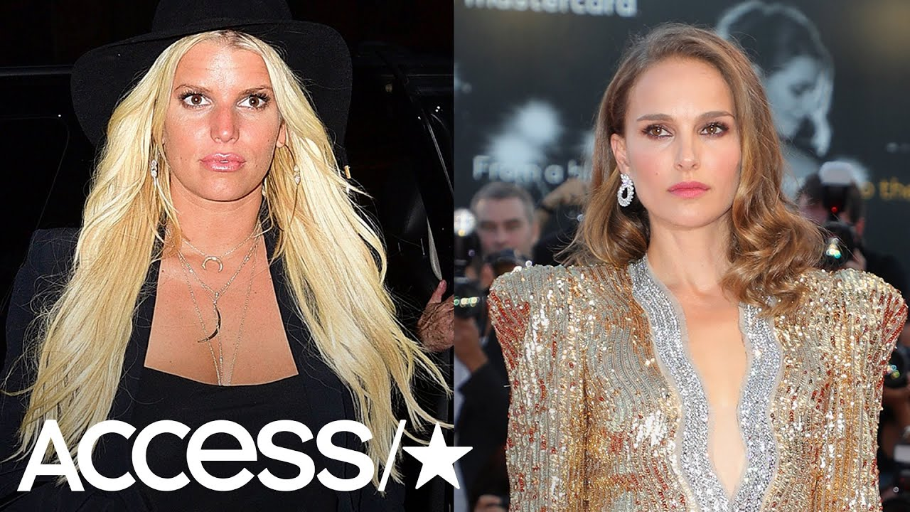 Natalie Portman Apologizes To Jessica Simpson Over Swimsuit Comments: 'I Didn't Mean To Sh