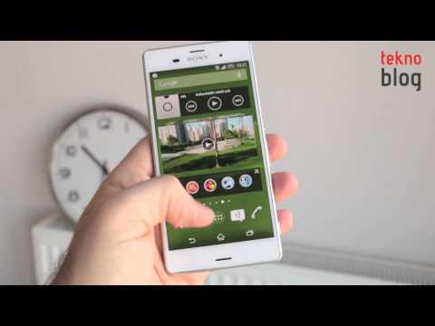Sony Xperia Z3 İncelemesi