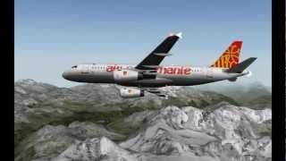air septimanie - the friendly virtual airline (Promotion video)