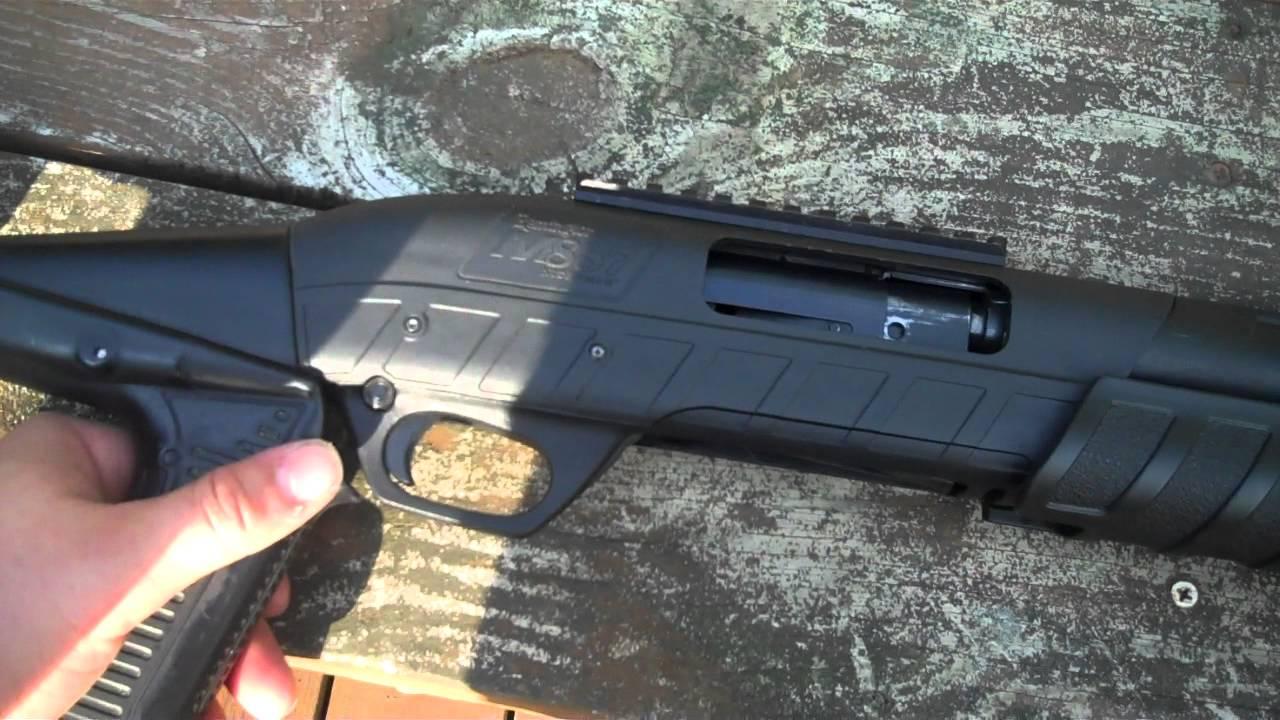 how to assemble a remington 887 nitro mag