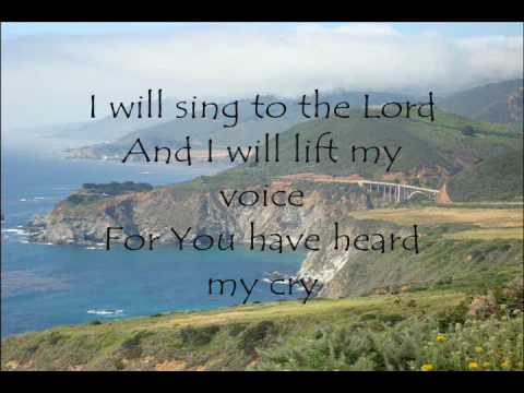 Casting Crowns- Praise You With The Dance (Lyrics)