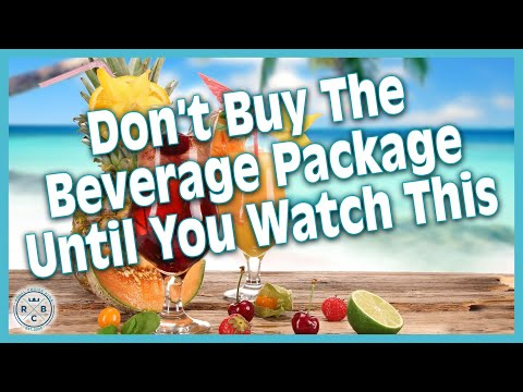 Royal Caribbean Drink Packages 2020
