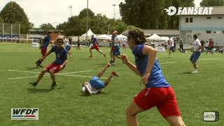 2019 WU24UC Day 3 Highlights