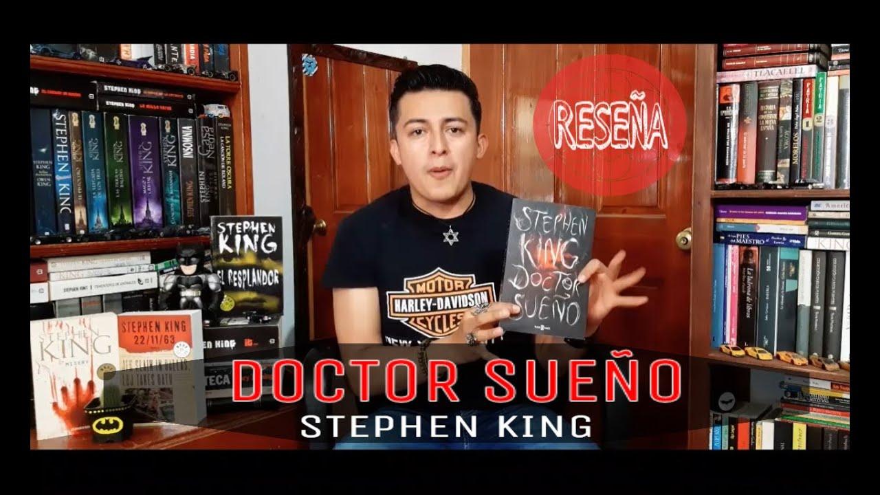 Reseña Doctor Sueño Stephen King By Rodo Youtube