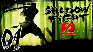 Shadow Fight 2 #01 : AS BRIGAS MAIS FODAS