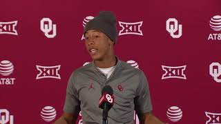 OU Football: Norwood talks about defense