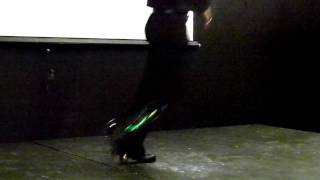 Irish Dance By Israeli dancer in Filmbase