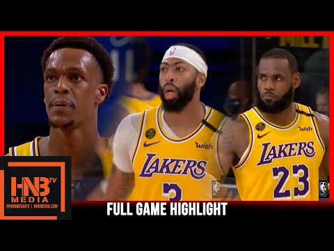 Lakers vs Nuggets 9.24.20 Game 4   Western Finals   Full Highlights