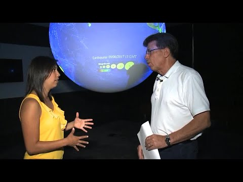 Interview with Pacific Tsunami Warning Center
