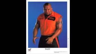 Tazz 1st WWE Theme