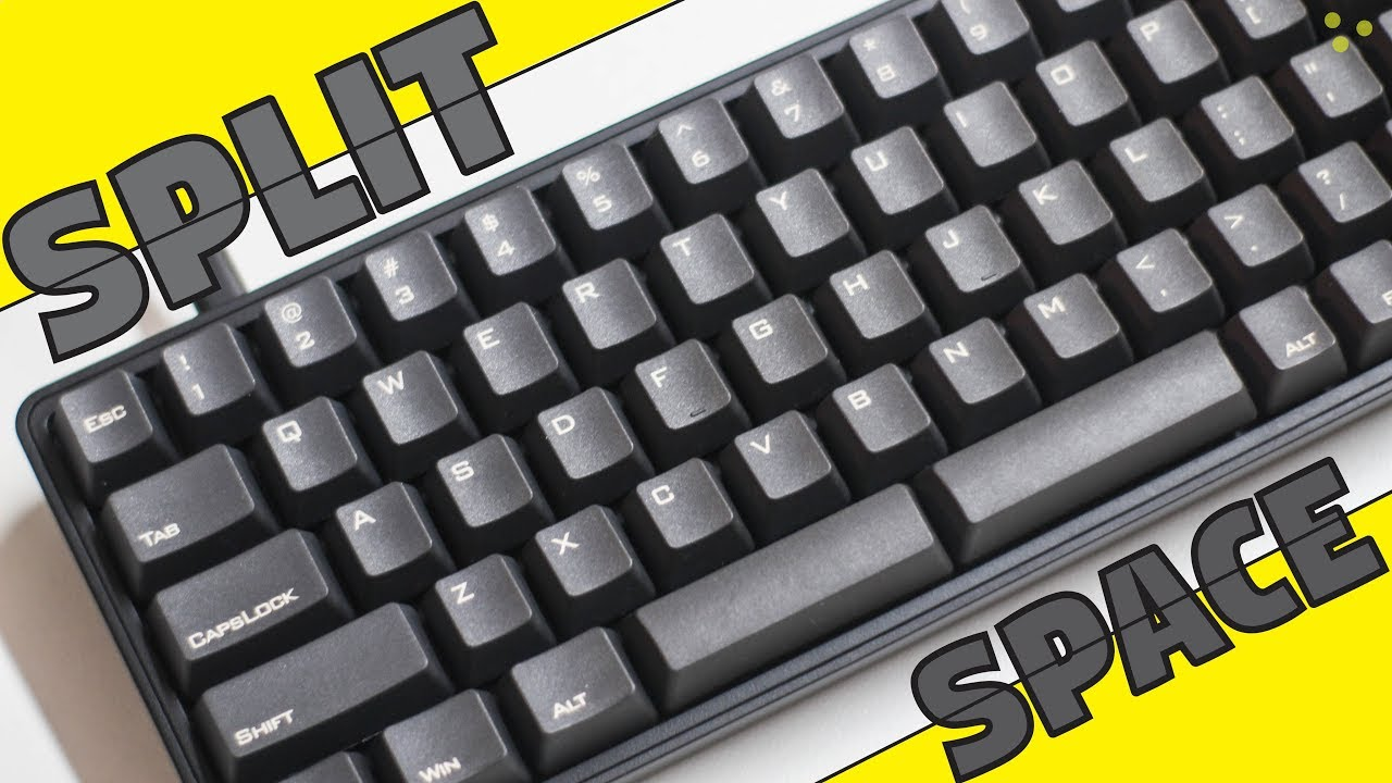b55a9fd46f0 Vortex Cypher Mechanical Keyboard - Unboxing & Review - YouTube
