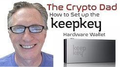 How to Set Up the Keepkey Hardware Wallet