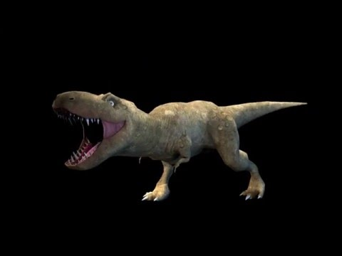 Dinosaur Walk and Roar