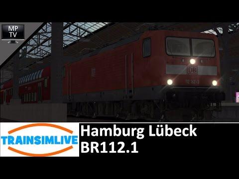 MattPlaysTV@1080P - Train Simulator - Hamburg Lübeck, BR112.1