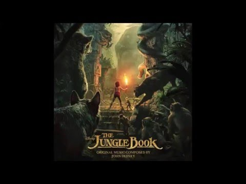Disney's The Jungle Book - 03 - Main Titles - Jungle Run