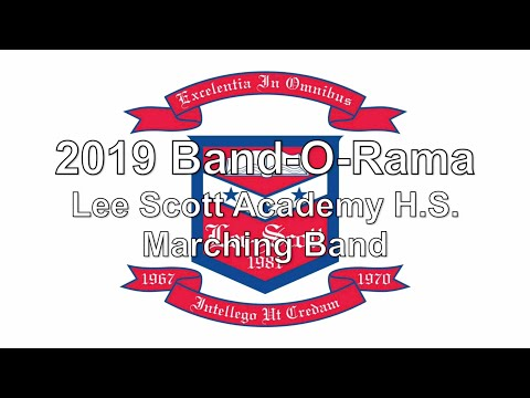 2019 Band-O-Rama Lee Scott Academy